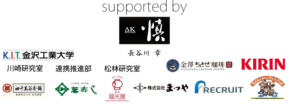 supported by
