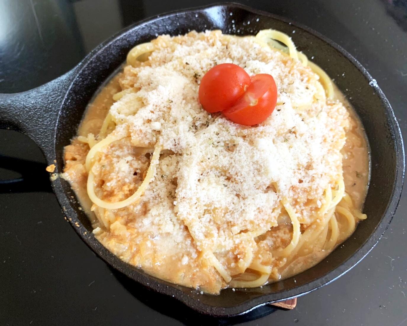 カレースパゲッティ
